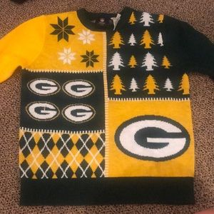 Sweaters - Green Bay Packers Ugly Sweater